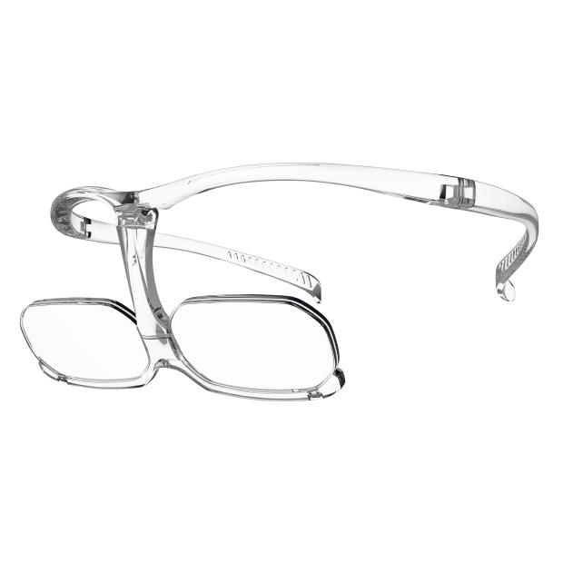 メガネ型ダブルルーペ
