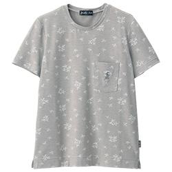 シズカプリント半袖Tシャツ