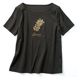 刺しゅうデザインTシャツ