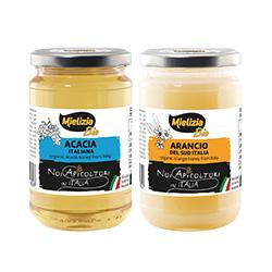 オーガニック・蜂蜜セット