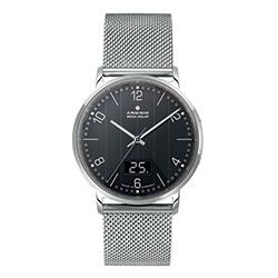 ソーラー電波式腕時計/ステンレスバンド