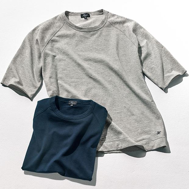 ミニ裏毛Tシャツ