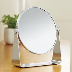 拡大鏡付きミラー