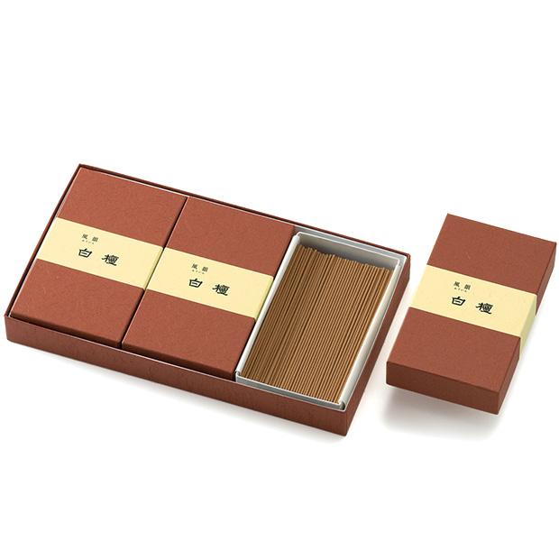 香/白檀100グラム×3箱