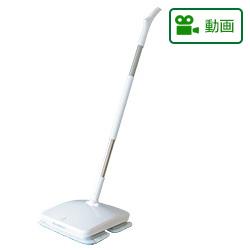 コードレス電動モップ/水スプレー機能付