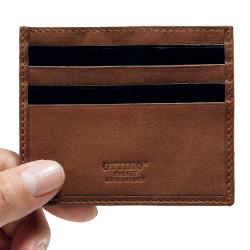 ラムスキンのカードケース