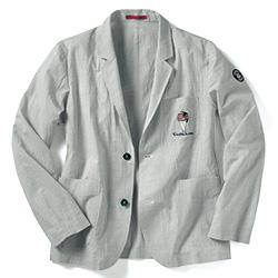 シャツ感覚のマリンジャケット