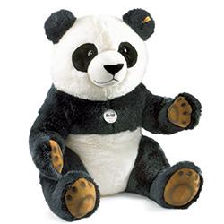 ジャイアントパンダのパミー