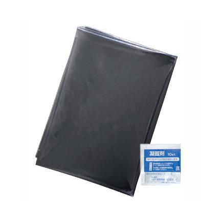 簡易トイレ袋・凝固剤30個セット