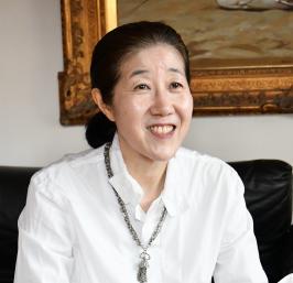 【写真】前田京子さん